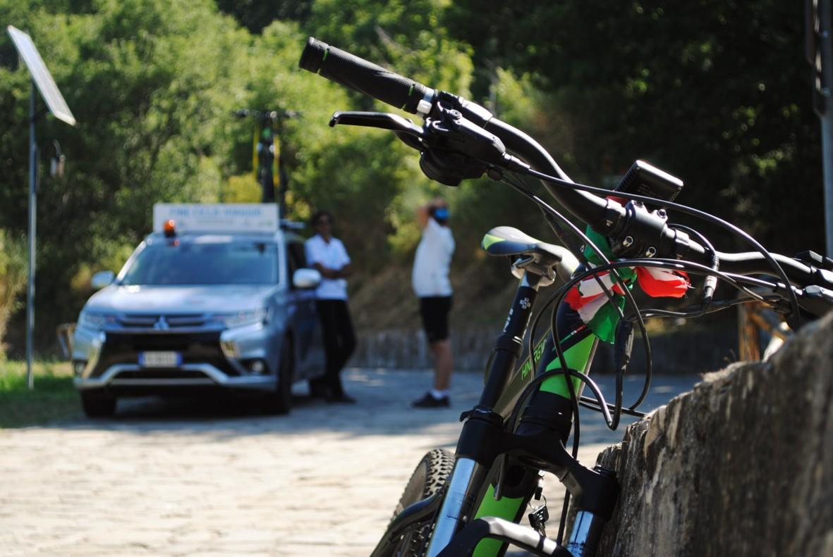 """La prima edizione dell' """"Appennino Bike Tour"""" si chiude con un bilancio positivo. Guardando al futuro, si pensa ad una programmazione triennale"""