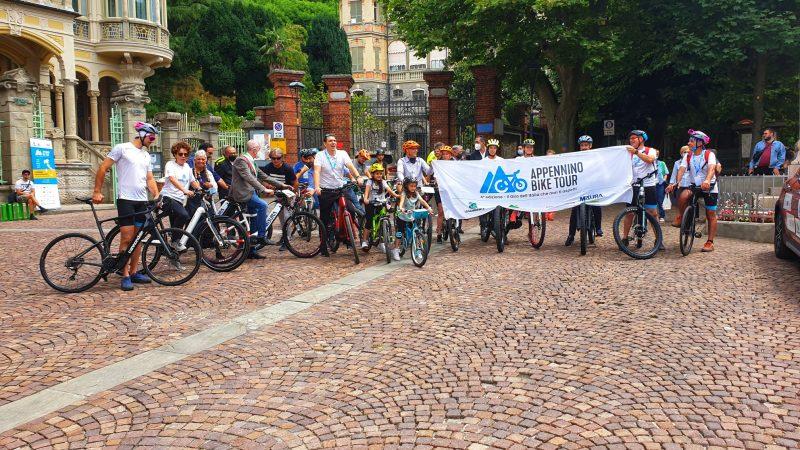 Al via dalla Liguria Appennino Bike Tour 2021. Legambiente e Vivi Appennino lanciano la ciclovia più lunga d'Italia