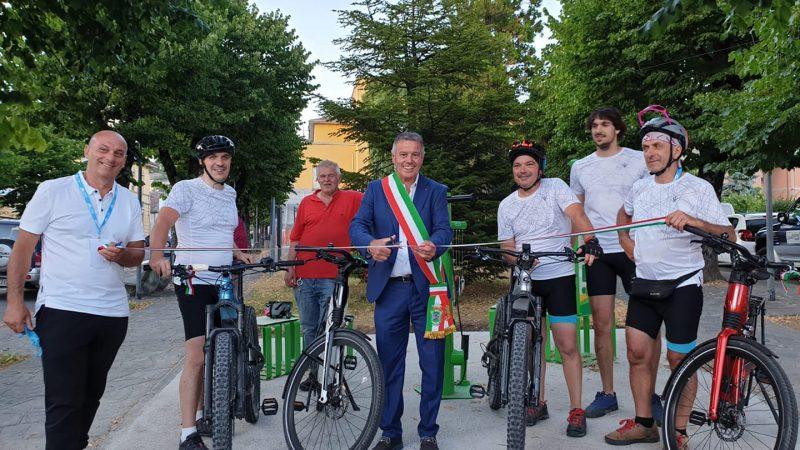 Appennino Bike Tour attraversa la Lombardia ed arriva in Emilia Romagna