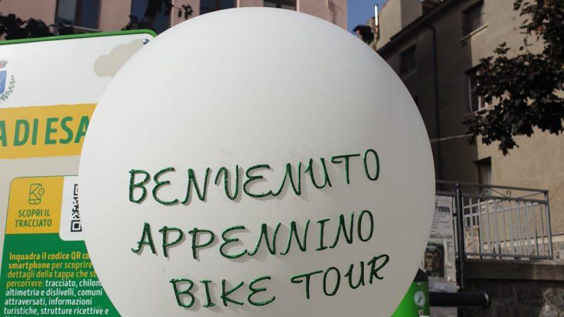 Appennino Bike Tour, la ciclovia dell'Appennino fa tappa ad Orsomarso e Sant'Agata di Esaro